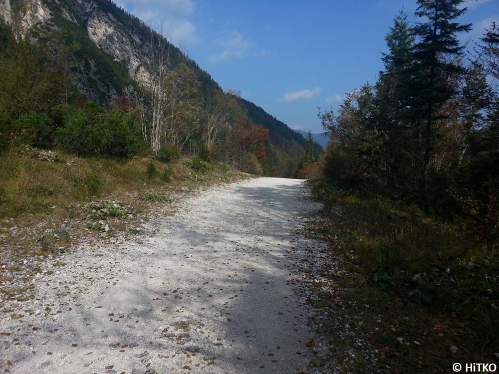 Path to be taken