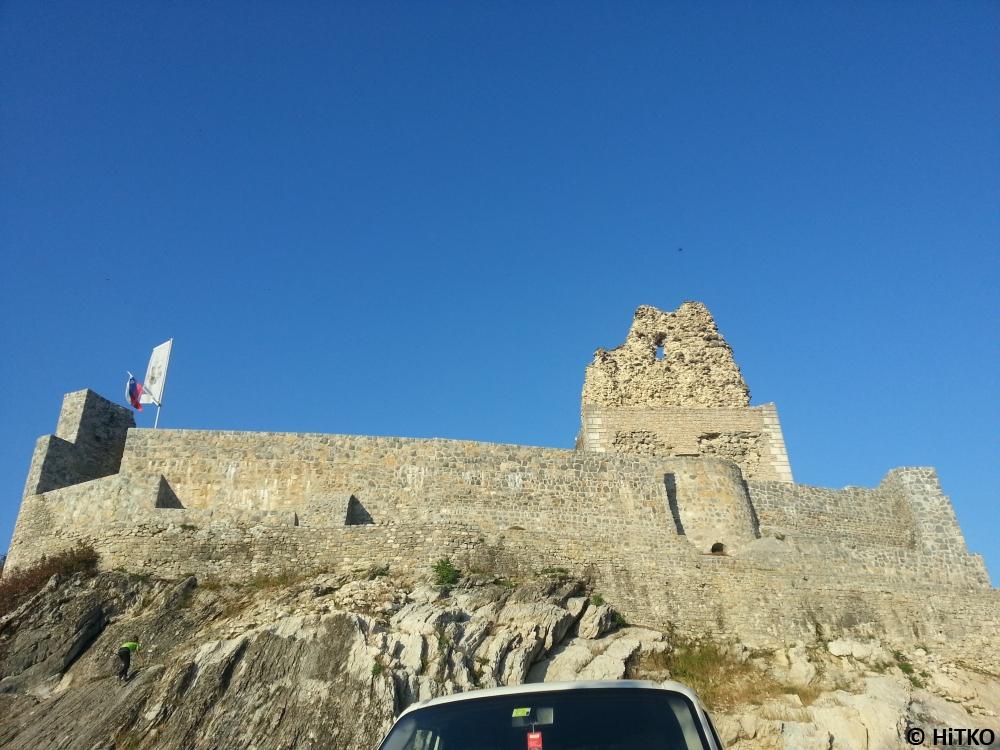 Smlednik castle